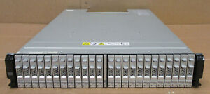 Oracle Sun  ST2D24 DE2-24P Storage Drive Enclosure 24 x 900GB SAS  = 21.6TB