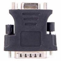 1X(Dms-59Pin Stecker Auf 15Pin Erweiterungs Adapter für PC Vga Rgb Mutter Ka X8K