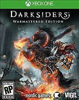 Darksiders Warmastered Edition (Microsoft Xbox One, 2016) NEW SEALED THQ XB1