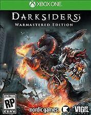 Darksiders Warmastered Edition RE-SEALED Microsoft Xbox One 1 XB XB1 XB3 GAME