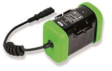 Hope 6 Cell Li-Ion Battery Pack-Fuel Gauge 7.4v9600mAh
