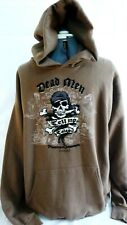Disneyland-Pirates of the Caribbean-Mens Pullover Hoodie Sweatshirt-Adult Large