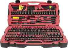 Stanley 229 Piece Mechanics Tool Set Comes In Blow Mold Box