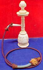 ANTIQUE VINTAGE MEERSCHAUM HOOKAH PIPE UN-SMOKED GREAT CONDITION