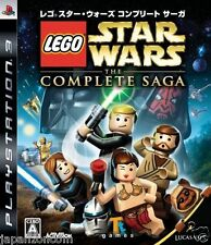 Used PS3 LEGO Star Wars: The Complete  SONY PLAYSTATION 3 JAPAN JAPANESE IMPORT