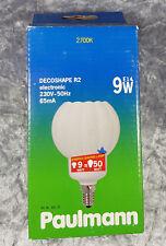 Paulmann Decoshape R2 E14 Energie Sparlampe 9W 89235 Leuchtmittel 2700K