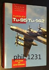 Tupolev Tu-95 Tu-142 Strategic Bomber Yefim Gordon Russia Air Force HC/DJ
