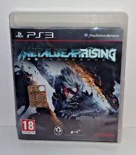 Metal Gear Rising: Revengeance PS3 USATO ITA