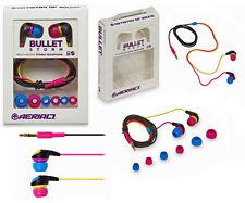 Aerial7 Bullet Storm In-Ear Headphones/Earbuds