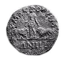 GORDIAN III. 225-244AD Sestertius Viminacium  Bull and Lion Ancient COIN #TE65