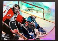 "Ron Hextall Pinnacle Summit ""In The Crease"" 1996 PSITC-16 222 of 600 Flyers"