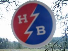 Howler Bros HB Logo sticker