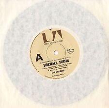 """Jan & Dean - Sidewalk Surfin' - 7"""" Vinyl 45 RPM Single EX"""