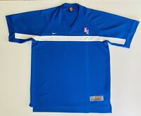 Team Nike Elite Kansas University Jayhawks XL Men's Basketball Warm UP Pullover