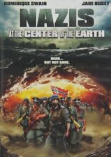 Nazis at the Center of the Earth (DVD) Dominique Swain,Jake Busey  BRAND NEW