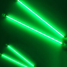 "6"" + 12"" Car Green Undercar Underbody Neon Kit Lights CCFL Cold Cathode Tube HY"