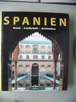 Spanien 2001 Kunst Landschaft Architektur