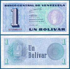 Venezuela 1 bolívar 1989 UNC p. 68