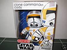 Star Wars Exclusive Mighty Muggs Clone Commander Cody