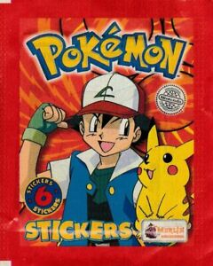 Merlin Pokemon Sticker aussuchen pick choose select 1 - 240 Serie 1 1999 Topps