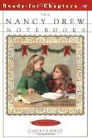 The Secret Santa (Nancy Drew Notebooks #3) by Carolyn Keene