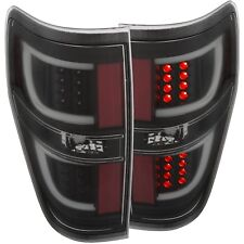 ANZO L.E.D  Tail Lights G2 Black For 2009 - 2014 FORD F-150  #311257