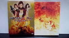 ** Resident Evil Trilogy (DVD) - Milla Jovovich - Free Shipping!