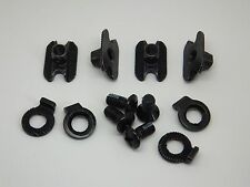 New Burton Snowboard Binding M6 ICS EST - Mounting Bolt Kit With Hooked Washers