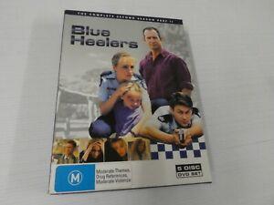 Blue Heelers : Season 2 : Part 2 (DVD, Region 4, 5-Disc Set) WD6