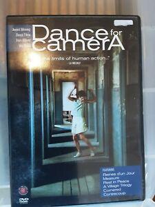 DANCE FOR CAMERA DVD