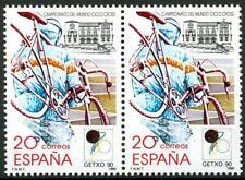 SPAIN - SPAGNA - 1990 - Campionato del mondo di ciclo cross