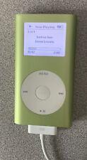 Apple iPod 64 Gb Ssd 1st Generation Mini Exc Cond!