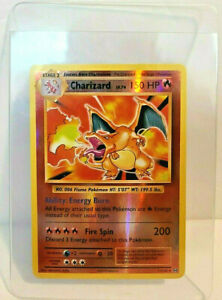Charizard XY Evolutions Pokemon  Path Shiny Full Art NM/M Psa Read Description..