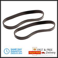 2 x Vacuum Belts fits VAX Performance U91-PF-B-T, Power Series U91-P1 & U91-P2