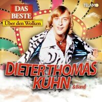 DIETER THOMAS KUHN & BAND - DAS BESTE-ÜBER DEN WOLKEN  2 CD NEU