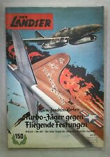 Der Landser Nr.: 150    Turbo-Jäger gegen Fliegende Festung