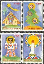 Suriname - 1999 - Zon. 1044-47 (Kerst) - Postfris