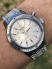 1960s SEIKO 5719-8992 RARE ONE BUTTON CHRONOGRAPH MADE FOR JAPAN SUMMER OLYMPICS