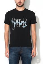 Mens Designer Just Cavalli T Shirt / Top Size L New