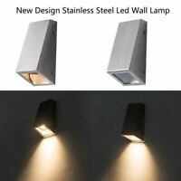 304 Stainless Steel Led Wall Light Outdoor Wall Lamp 5W Porch Lights Led Wall