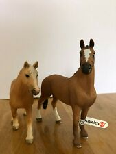 Schleich horse pair, never used