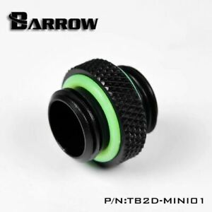 Barrow G1/4 Male to 5mm G1/4 Male Extender - Black