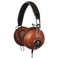 Cuffie professionali DJ Irradio Paranoid Pro isolamento acustico EFFETTO LEGNO