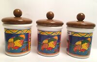 Animal's Farm made In Italy Design By Spigarelli Sage Bay leaves Basil Pots