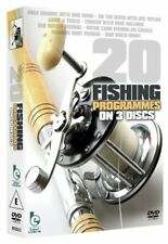 Fishing 20 programmes [DVD].