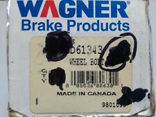 1 ~ BD61343 Wagner Wheel Lug Stud Rear