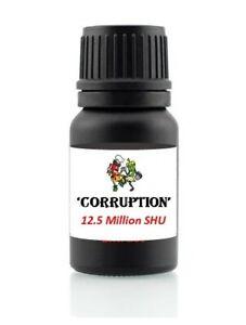 """CORRUPTION - 12.5 MILLION SCOVILLE EXTRACT"" (5ml bottle) - Extreme Heat!"