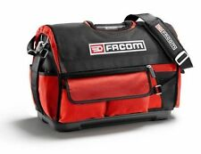 FACOM TOOLS LAST FEW!  XL LARGE RED BLACK TOTE BAG TOOLBAG TOOLBOX 20""