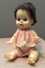 "Vintage Effanbee 1963 Baby Doll 12"""