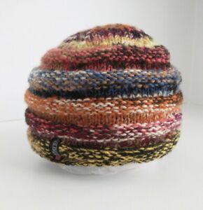 Sherpa Adventure Gear~100% Wool Knitted~Fleece Lined~Beanie~Hat~Cap~Warm~Nepal